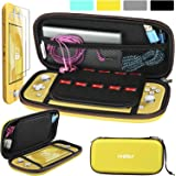 Carry Case for Nintendo Switch Lite with 2 Pack...
