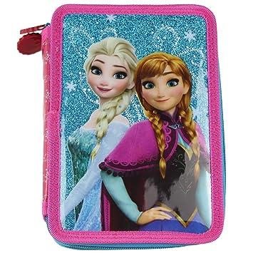 Juntos Estuches 9 habitaciones Frozen Niñas Elsa Anna ...