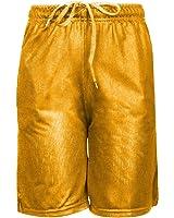 Premium Basketball Shorts for Men – Mesh Design Activewear with Side Pockets