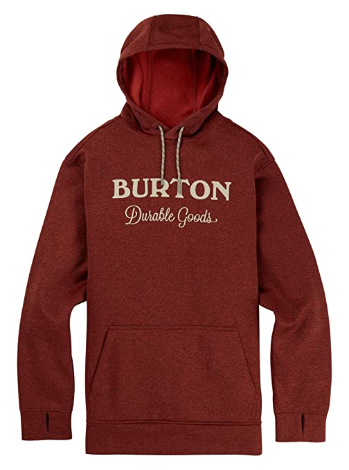 06ae98d8f Image Unavailable. Image not available for. Color: Burton Men's Oak Pullover  Hoodie ...
