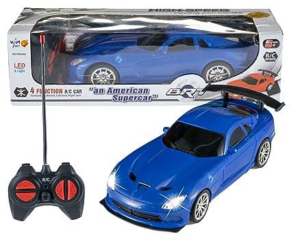 buy wish key remote control high speed racing american blue super