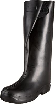 TINGLEY Mens 17 Knee Boot Stretch Overshoe