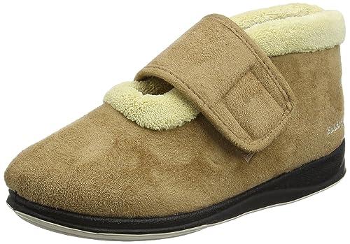 Dunlop Pantofole a Stivaletto Donna, Nero (Nero), 5 (38)