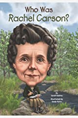Who Was Rachel Carson? (Who Was?) Kindle Edition