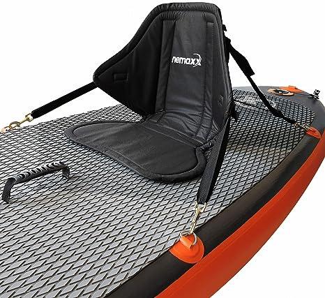 Nemaxx Asiento Confort Kayak Tablas de Sup con Asiento y Zona ...