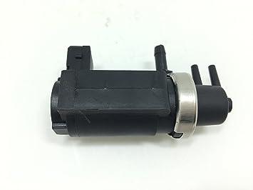 Turbo presión válvula de solenoide OE 14956-eb70b 14956eb70b para Nissan Pathfinder Navara: Amazon.es: Coche y moto