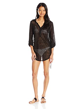 5de15bdb69 Billabong Women's Lovechild Cover-Up at Amazon Women's Clothing store: