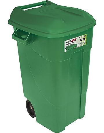 Tayg - Contenedor de residuos Eco Tayg 120 l. Jardín