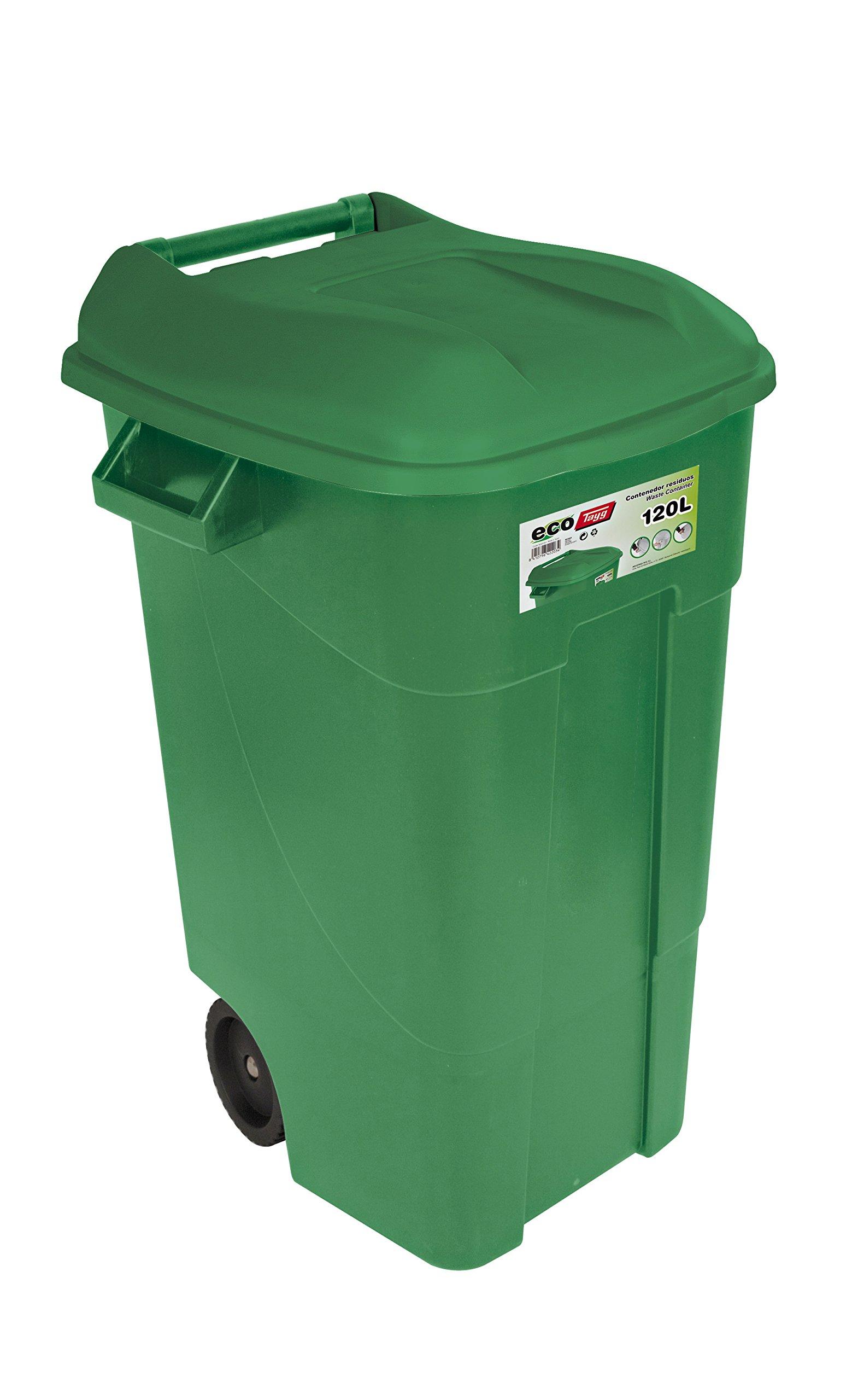 Tayg - Contenedor de residuos Eco Tayg 120 l. Jardín product image