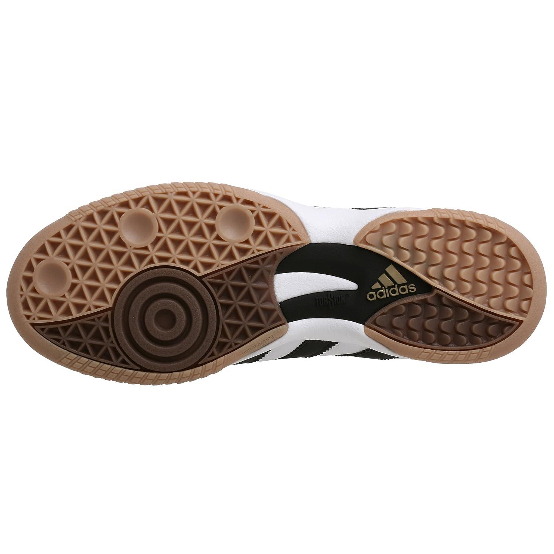 the latest 71186 13a0c ... adidas Shoe Performance Mens Samba Millennium Indoor Soccer Shoe adidas  B0007PNA14 7 M USWhite ...