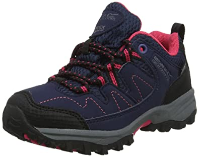 26ca2a3ff60e4 Regatta Holcombe Low Jnr, Unisex Kids' Low Rise Hiking Boots