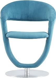 Global Furniture USA Turqoise Dining Chair
