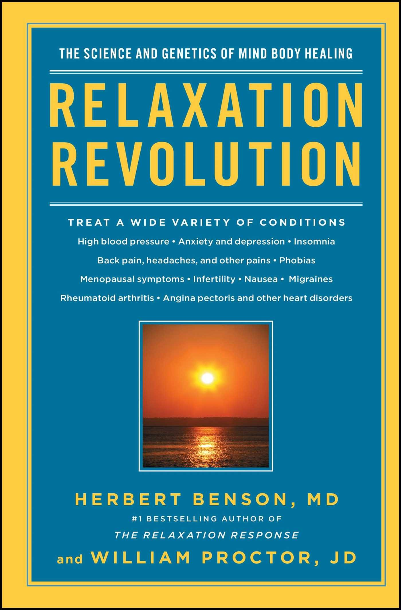 Relaxation Revolution Science Genetics Healing product image