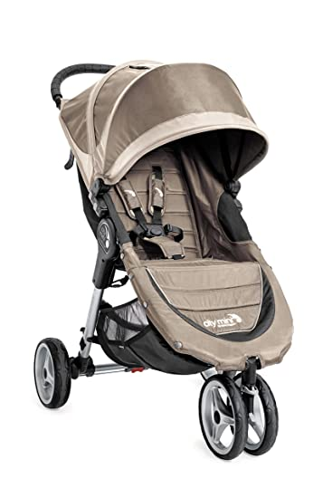 Beb/é Sombrilla Compatible con BABY JOGGER City Mini GT color gris