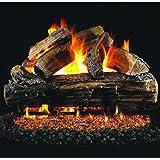 Peterson Gas Logs 18-inch Split Oak Logs Only No Burner