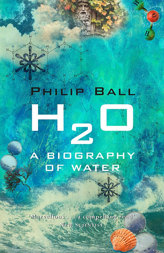H2O: A Biography of Water: Amazon.es: Ball, Philip: Libros en idiomas extranjeros