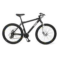 Gregster Unisex Mountainbike GR-7210, Schwarz, 26 Zoll