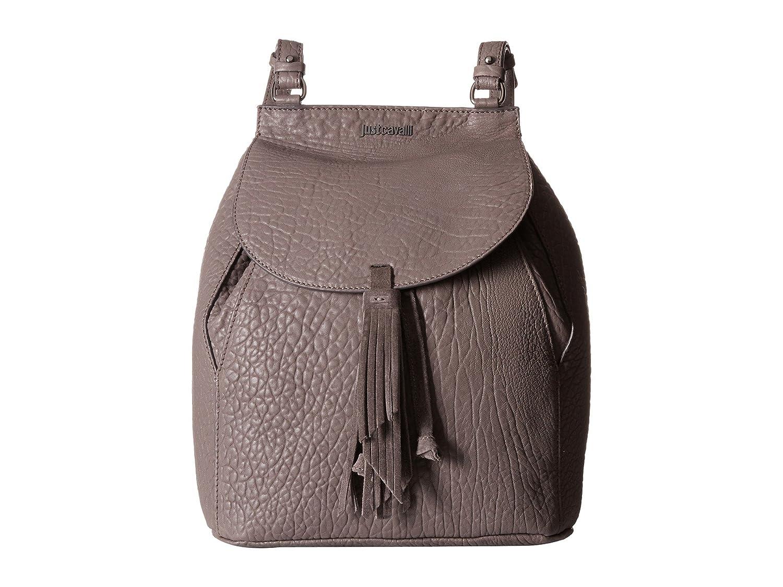 [ロベルト カバリ] Just Cavalli レディース Solid Pebbled Calf Skin Backpack バックパック [並行輸入品] B01N2K6ZLS Litium