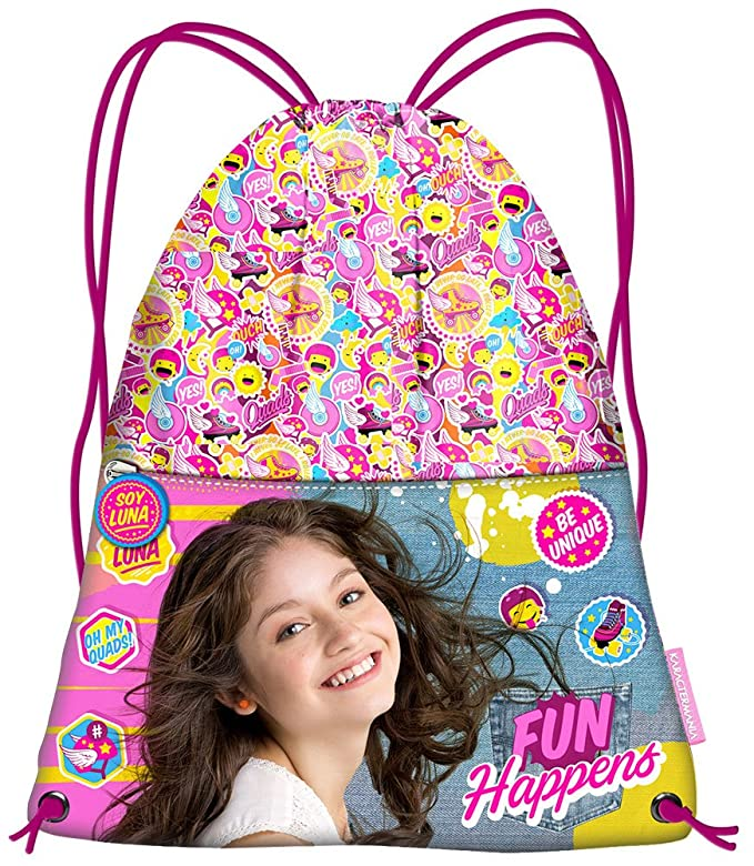 DC Superhero Girls_31130_Bolsa Escolar: Amazon.es: Equipaje