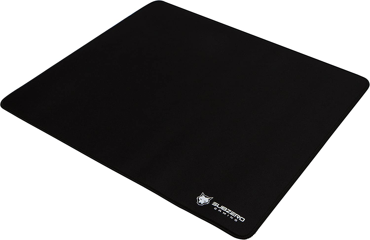 SubZERO Gaming TYKA Soft Gaming Mouse Pad / Mat, Large Mousepad, Stitched Edges, 18