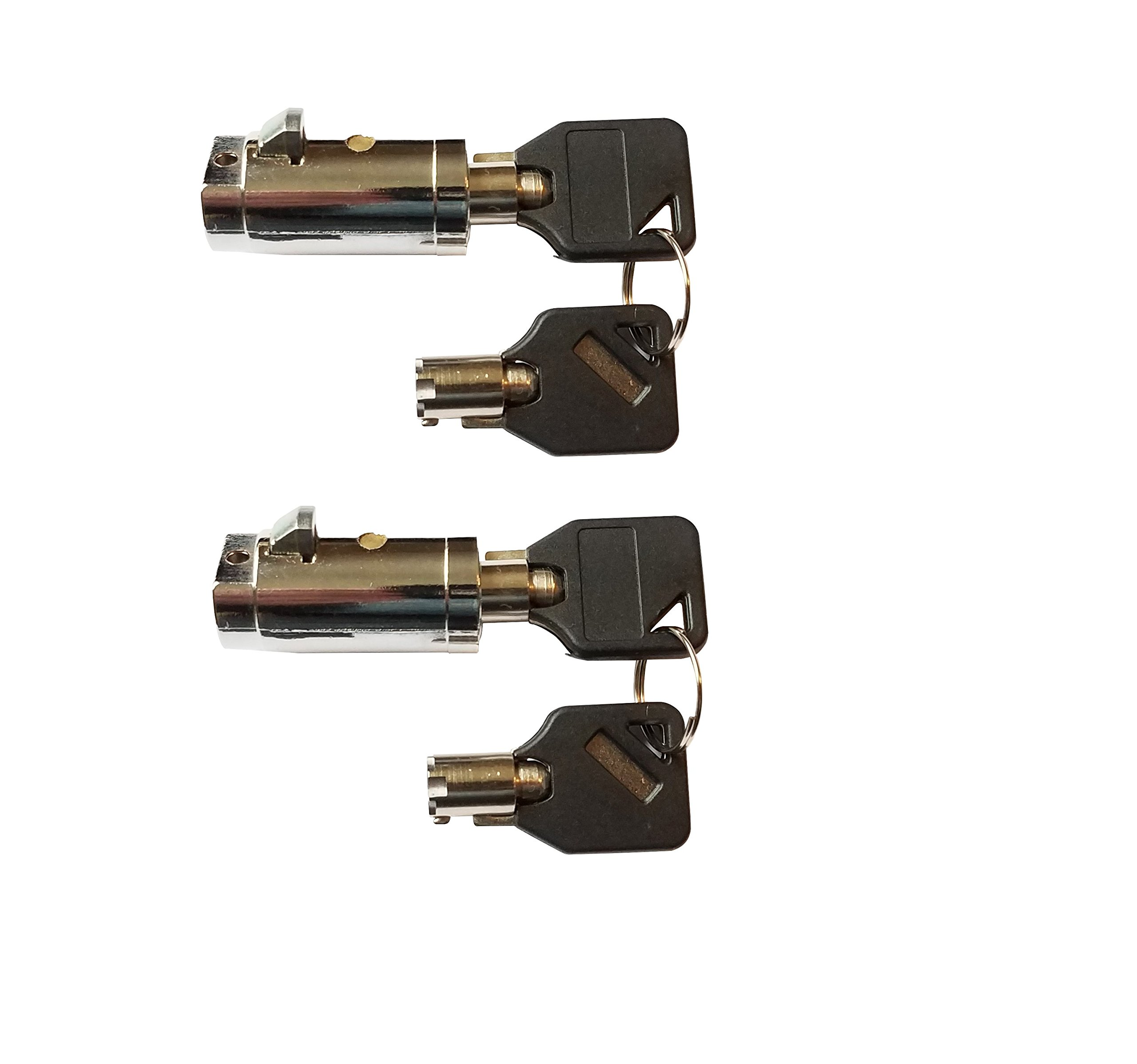 Vending machine locks KEYED ALIKE (Pack of 2)