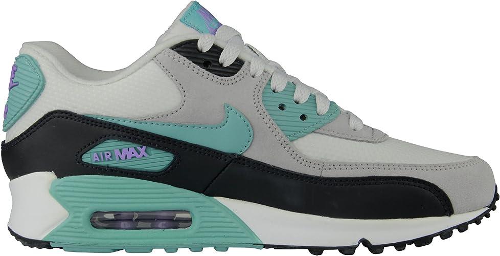   Nike Womens Air Max 90 Essential Base Grey