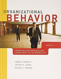Organizational behavior improving performance and commitment in the organizational behavior mproving performance and commitment in the workplace fandeluxe Gallery