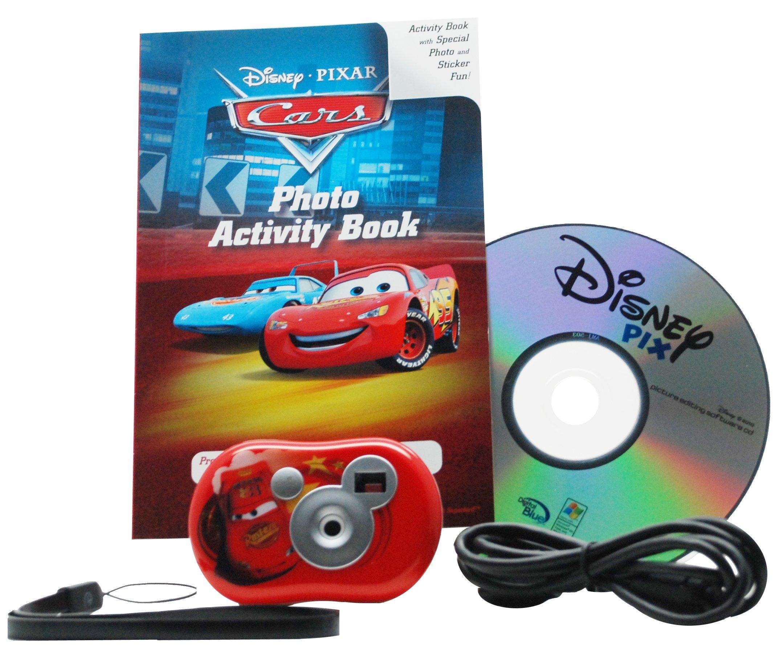 Digital Blue Disney Pix Micro Camera Creativity Kit - Cars by Digital Blue (Image #1)