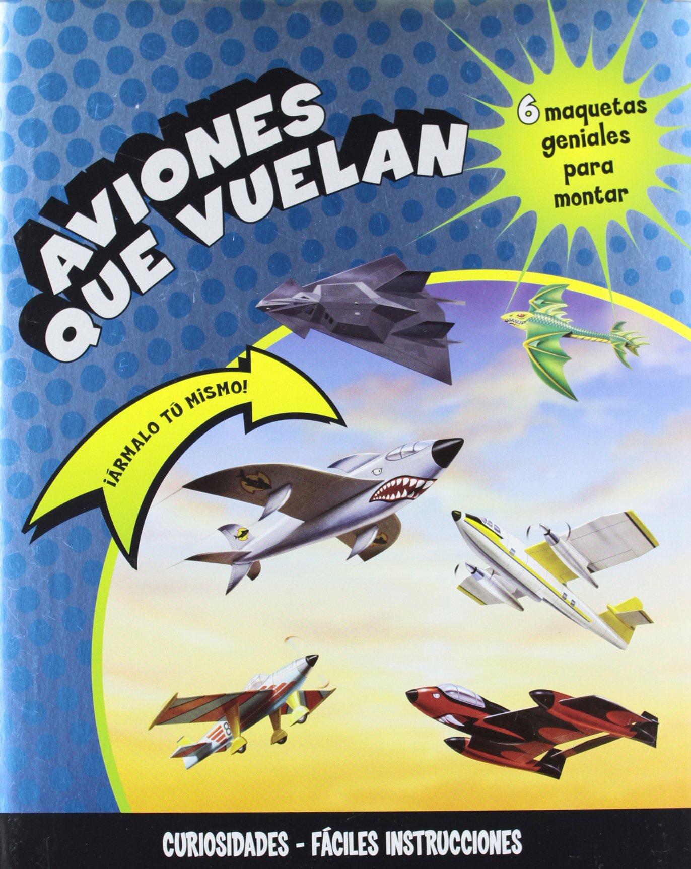 Armalo tu Mismo - Aviones que Vuelan: 9781407542232: Amazon ...