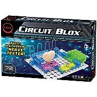 E-Blox Circuit Blox 72 Circuit Board Building Blocks Toys