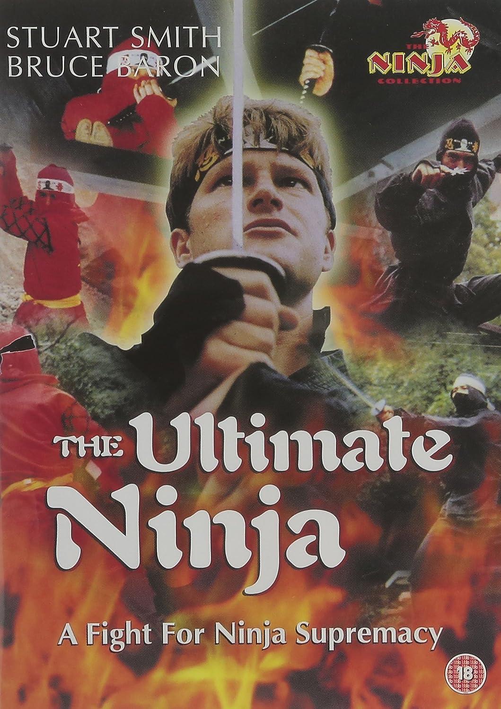 The Ultimate Ninja [Reino Unido] [DVD]: Amazon.es: Sorapong ...