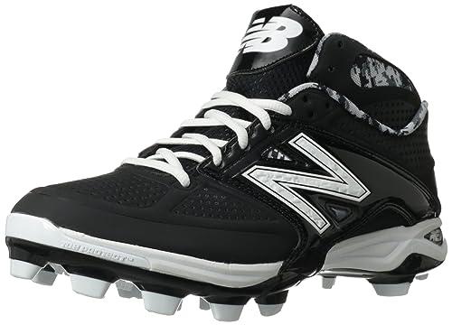 new concept 52b58 2e941 New Balance Hombres del P4040 TPU Moldeado Zapatos de Béisbol Mid   Amazon.es  Zapatos y complementos