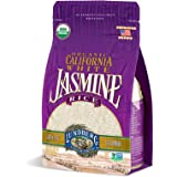Lundberg White Jasmine Rice, 32 Ounce (Pack of 6), Organic