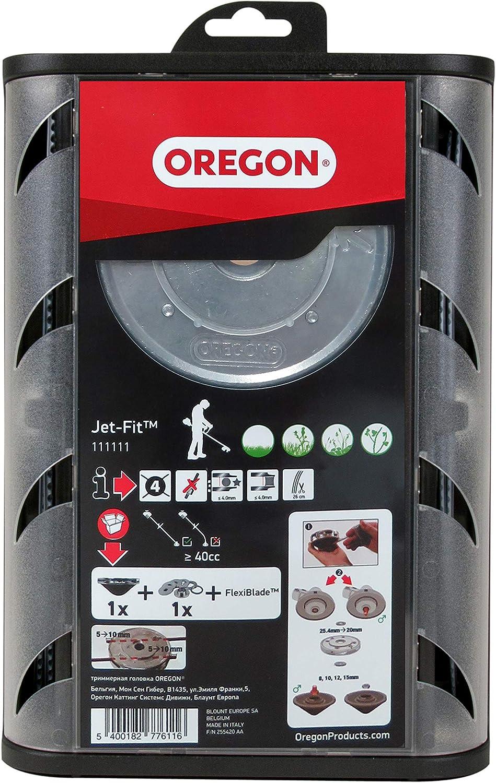 Testa In Alluminio Per Tagliabordi 4 Fili Oregon Scientific