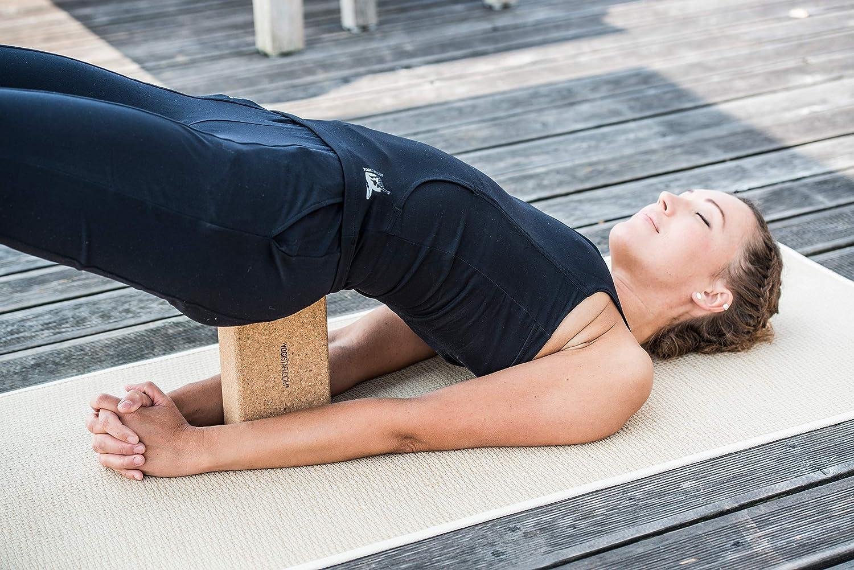 Yogiblock Natur Yogablock Kork