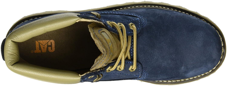 Caterpillar Colorado Dress Blue Fashion Boots (UK 10 / EU 44):  Amazon.co.uk: Shoes & Bags