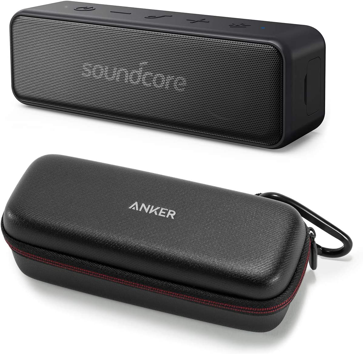 Anker Soundcore Motion B Bluetooth Speaker Bundle with Official Travel Case