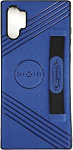 mobile Cover Portable for samsung galaxy note10 plus by GMAX color blue