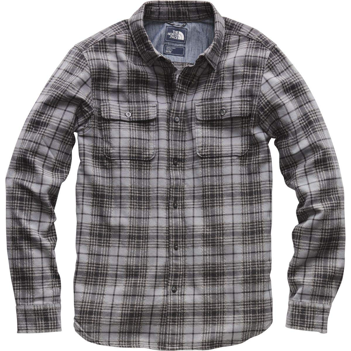 e9185828f The North Face Men's L/S Arroyo Flannel