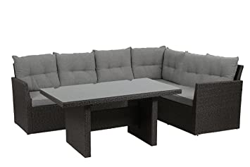 Gartenmöbel set lounge  Amazon.de: H.G. Gartenmöbel-Set Calvia Lounge 3-teilig inklusive ...