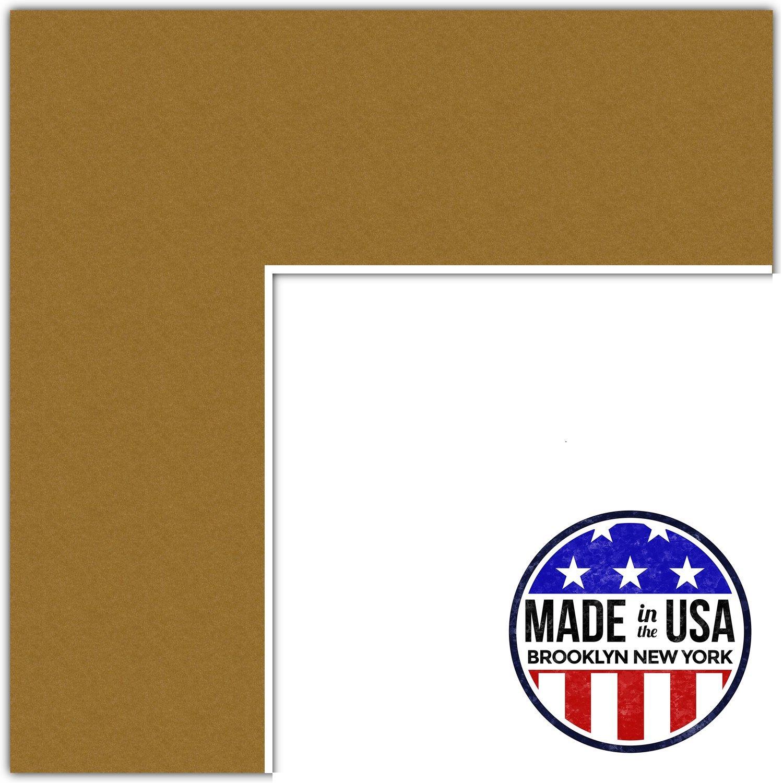 カスタムマット 16x17 ブラウン MAT-117-16x17-Mahogany B01B3BBA30 16x17,ボルドー