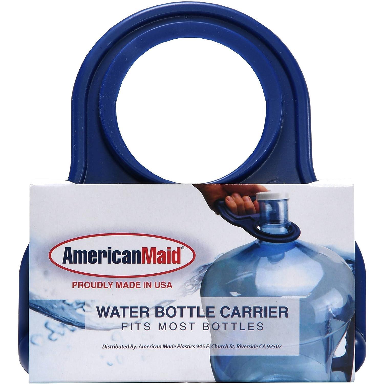 正規 AmericanMaid人間工学Large & 3 Moving 5 6ガロン水ボトル&クーラーJugハンドルとキャリアfor Easy Carry Easy & Moving B078T8VDRK, 春日部市:99679906 --- a0267596.xsph.ru