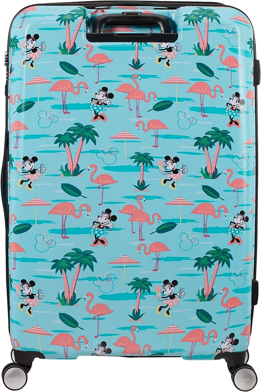 American Tourister Funlight Disney Bagage cabine Minnie Miami Beach Multicolore 36 liters 55 cm