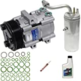 Universal Air Conditioner KT 4154 A/C Compressor and Component Kit