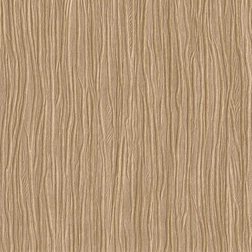 Forest Bronze Embossed Textured Wallpaper For Walls - Double Roll - By Romosa Wallcoverings