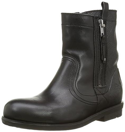 Didger Urs, Zapatillas de Estar por Casa para Mujer, Negro (315 Black), 37 EU Palladium