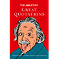 The Times Great Quotations: Famous quotes to inform, motivate and inspire