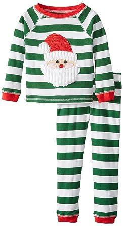 amazoncom mud pie boys santa lounge set pajama sets clothing - Mud Pie Christmas Pajamas