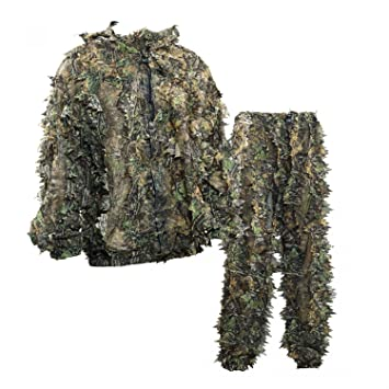 Set camuflaje Deerhunter SNEAKY 3D PULL-OVER SET: Amazon.es: Juguetes y juegos