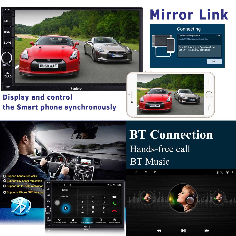Panlelo C12 Steering Wheel Control Android 6.0 Head: Amazon.de ...